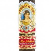 La Aroma de Cuba Mi Amor Reserva Maximo - Featured Cigar October 2016 #cigar #laaromadecuba #robusto #gift