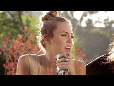 Miley Cyrus - The Backyard Sessions - 'Look What They've Done To My Song'