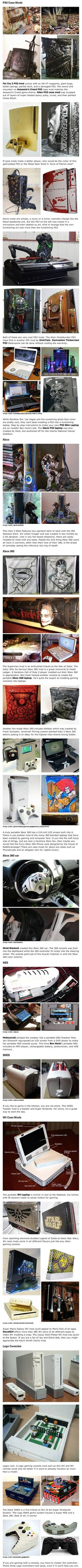111 Best Console Mods Images Consoles Games Computers Custom Mod Micro Usb Flash Drive Diy Case Modding And Weve Rounded Up A Few Amazing Video Game That Think Outside The