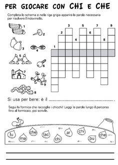 Italian Verbs, Italian Grammar, Italian Language, Fisher, School Template, Italian Lessons, Montessori Math, Learning Italian, Primary School