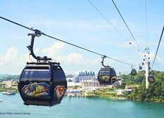 Cable cars coming to Likoni Channel- Flying' across the channel