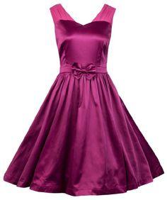 Lindy Bop 'Luisa' Vintage 1950's Style Flared Cocktail Dress (XS, Pink) Lindy Bop http://www.amazon.com/dp/B00HSFTV6E/ref=cm_sw_r_pi_dp_pL4.tb1APGED1