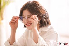 Kim Yoo Jung, My Idol, Actors & Actresses, Sunglasses Women, Hair, Beautiful, Nymph, Style, Fashion