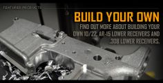 Firearms & Firearms Parts | Tactical Machining