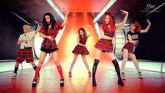 So This is the Plagiarized Korean Song RT... 에프엑스_첫 사랑니(Rum Pum Pum Pum)_Music Video