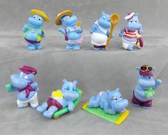 Hippos in de Kindersurprise 90s Childhood, Childhood Memories, Disney Cartoon Characters, Good Old Times, 90s Toys, Ewok, Jouer, Retro, Things That Bounce