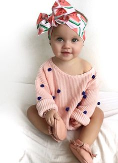 Image of The Watermelon headwrap