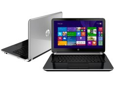 "Notebook HP Pavilion Intel"" Core i7 8GB 1TB Windows 8 LED 14 HDMI Placa de Víde Radeon 2GB - Notebook - Magazine Luiza"