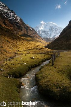 The Magic Kindgom (Peru) by Adam Barker | Website