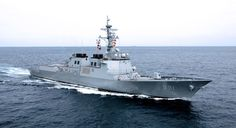 New South Korean Destroyers to Have Ballistic Missile Defense Capability