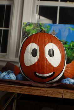 30 no carve pumpkin ideas for halloween decoration - Halloween Pumpkin Designs Without Carving