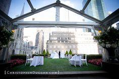 620 Loft & Garden Wedding by @CDugganPhoto