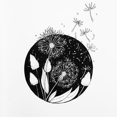 """Lovely Illustration by if you would like to be featured"""" Black And White Art Drawing, Black Ink Art, Ink Illustrations, Illustration Art, Tattoo Drawings, Art Drawings, Zen Art, Texture Art, Gravure"""
