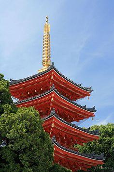 Toutyo-ji (temple), Fukuoka, Japan   Finally!  Someplace I have been!