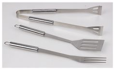 FINDBING: HornTide Release 3-Piece Barbecue Tool Set BBQ Gri...
