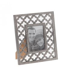 MDF FRAME IN GREY COLOR 9X13