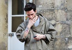 Tommy Ton's Men's Street Style: Paris Women's Fashion Week, Fall 2011: Style: GQ