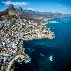 CNN Travel has labelled Cape Town as 'one of the worlds most beautiful cities' - the established travel network attributes the cities beauty to our ocean views, thriving natural landscape and of course, Table Mountain. New Life, P&o Cruises, Norwegian Cruise Line, Prestige, Down South, Most Beautiful Cities, Africa Travel, Cape Town, Cool Places To Visit