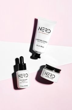 NERD — The Dieline - Branding & Packaging Design