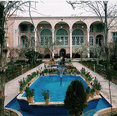 Historical house in, Tabriz - Iran #irantravelingcenter