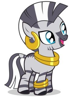 Filly+Zecora+by+MisterAibo.deviantart.com+on+@deviantART