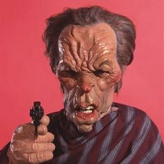 latest (269×270) Canterbury Tales, Spitting Image, Clint Eastwood, Mask Ideas, Caricatures, Puppets, Artist, Texture, 3d