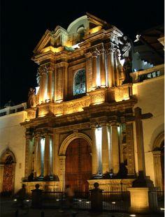 Iglesia de El Sagrario en Quito