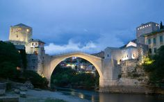 Is the Rebuilt Stari Most the World's Most Beautiful Bridge? - The ...