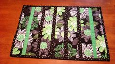 Four quilted placemats by DesignsbyBJ on Etsy