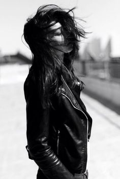 23 Ideas for style rock and roll inspiration leather jackets Rock Style, Rock Chic, My Style, Trendy Style, Style Hair, Look Fashion, Trendy Fashion, Steampunk Fashion, Milan Fashion