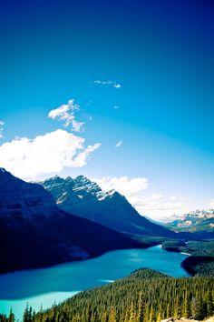 Lake Peyto, Alberta | Canada (by Dave Appleby)