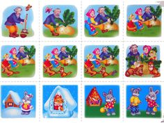 Speech Therapy Games, Stone Pictures, Sick Kids, Any Book, Nursery Rhymes, Fairy Tales, Wonderland, Crafts For Kids, Preschool
