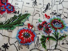 Talleres de Arte Textil: Encuentros de Bordado y Collage Textil en Bahía Blanca