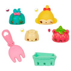 Num Noms Starter Pack Series 3- Fresh Fruits