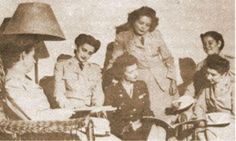Brazilian army nurses went to Italy in 1944 with the Brazilian Expeditionary Force (FEB), in WWII ~