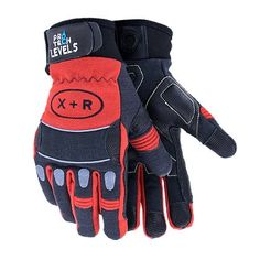 Pro-Tech 8 X R SFI 3.3/5 Certified Racing Glove- Pro-Tech 8's X+R SFI 3.3/5 Certified Racing Glove provides excellent comfort, protection, and performance while you work or race.
