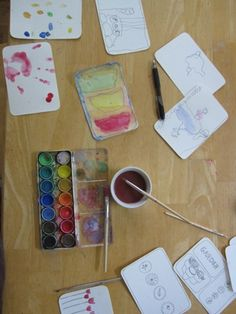 Are you intentional about making time for art projects? Here is one way to plan creative activities to make sure they happen...
