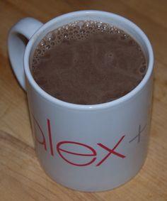 Homemade, Dairy-Free Hot Cocoa Recipe