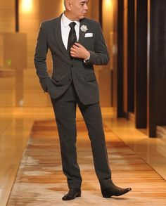 Swag is not something you wear, it is something you are born with. #suit #dapper #ootd #boykastnersantos #menswear