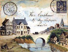 Gouache  1887