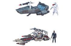 Star Wars: The Force Awakens Landspeeder/Snowspeeder Asst - Argos - Now £14.99 Was £29.99