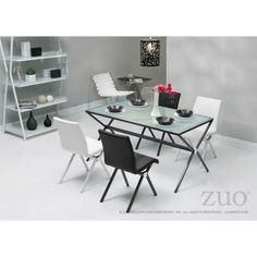 Tyrell Table Tall by Zuo Modern 404190