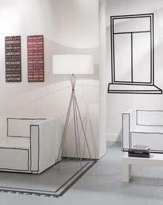 175 cm Spezial-Stehlampe Lima It's About Romi Modern Floor Lamps, Interior Trend, Interior, Lamp, Abode Living, Eclectic Home, Floor Lamp, Flooring, Steel Design