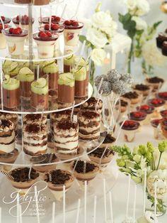 candy bar nunta by Idyllic Events / organizare, concept, design, productie - Idyllic Events / wedding candy bar
