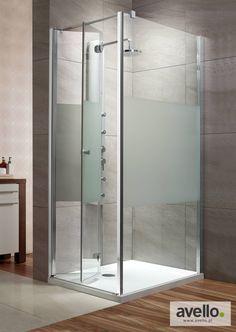Kabina prysznicowa prostokątna Eos KDJ-B firmy Radaway.