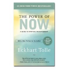 THE POWER OF NOW by Eckhart Tolle >  $9.80
