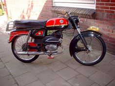 Moped Photo Gallery - 1965 Batavus