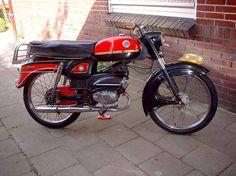 Moped Photo Gallery - 1965 Batavus