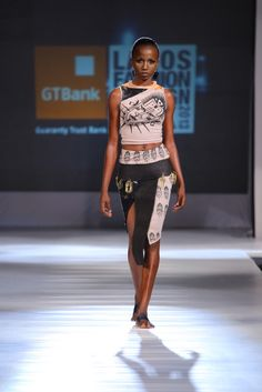 Nkwo @ Lagos Fashion & Design Week 2013 –
