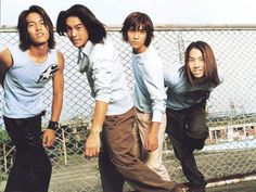The Original guys - with Jerry Yan Ken Chu, Vic Zhou, and Vanness Wu Ken Chu, F4 Members, Meteor Rain, Vic Chou, Show Luo, Jerry Yan, Safari, F4 Meteor Garden, Best Dramas